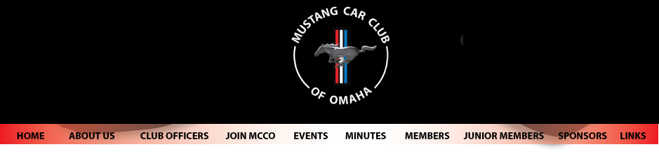 Welcome to The Mustang Car Club of Omaha